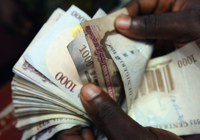Hot Cash floting around in the Nigerian Market