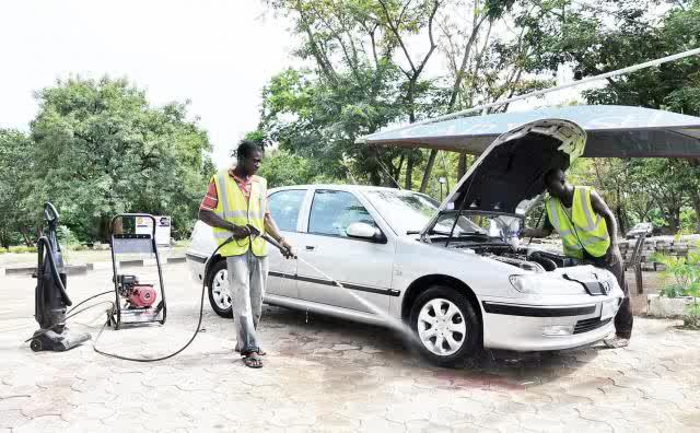 Making millions car wash a multi million naira business venture starting solutioingenieria Images