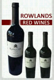 Rowlands Wine