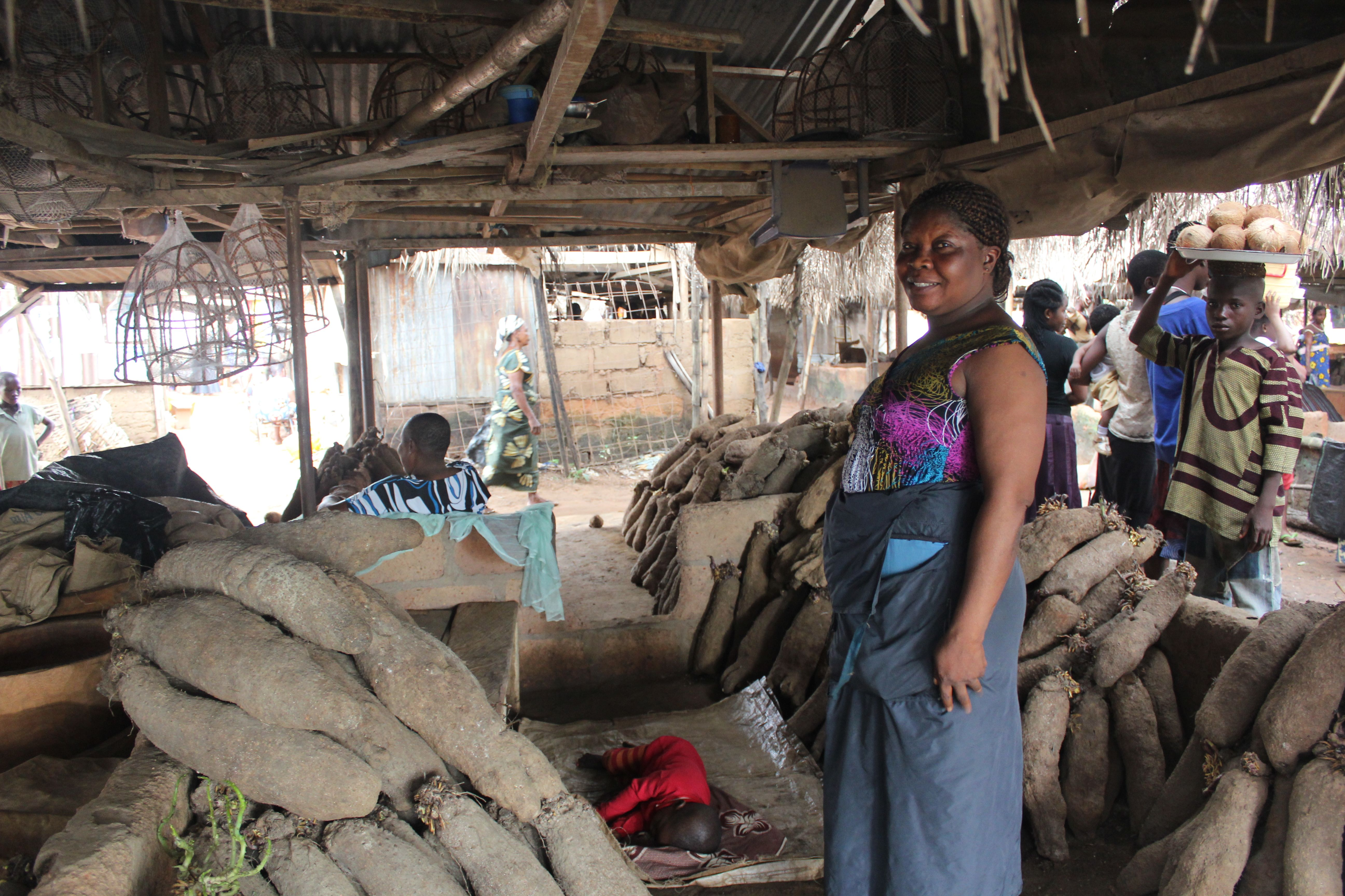 BUILDING A SUCCESSFUL YAM BUSINESS -NIGERIA WORLD'S ...
